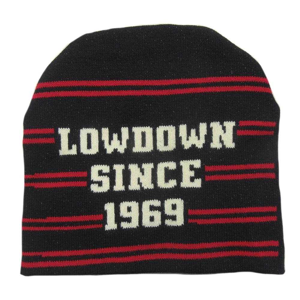 ZZ Top - Lowdown (Knitted Ski Hat)