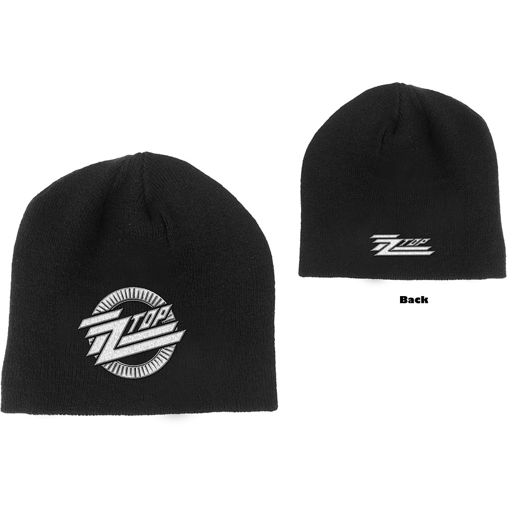 ZZ Top - Circle Logo Beanie