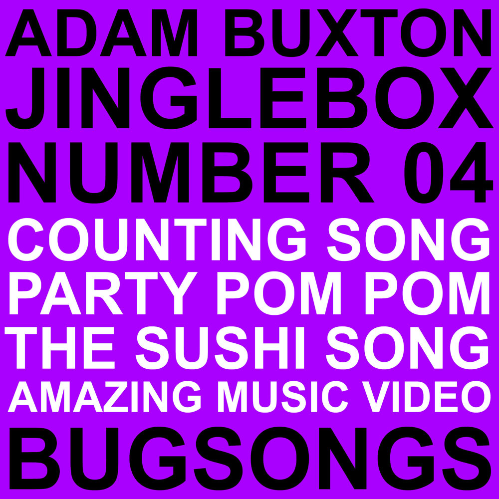 Adam Buxton Podcast - Jinglebox Number 04 - Bugsongs