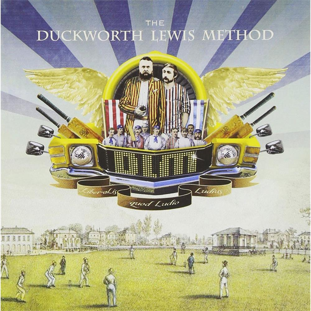 The Duckworth Lewis Method - The Duckworth Lewis Method (MP3 Download)