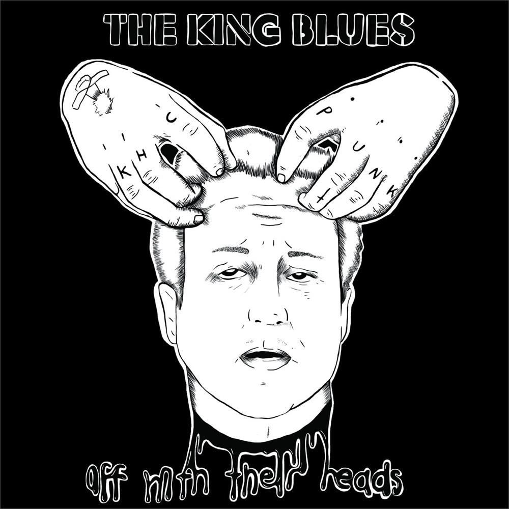 The King Blues - Off With Their Heads EP (MP3 Download)