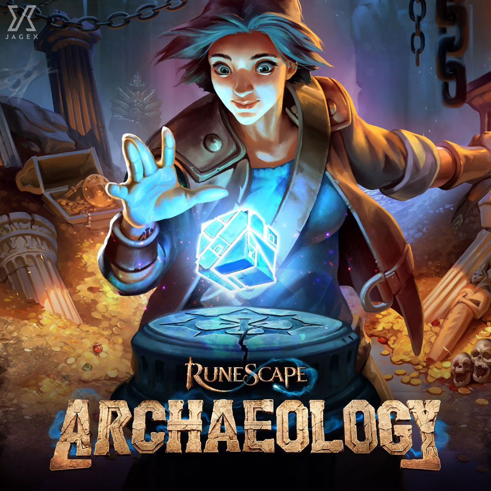 RuneScape - Archaeology Album Digital Download