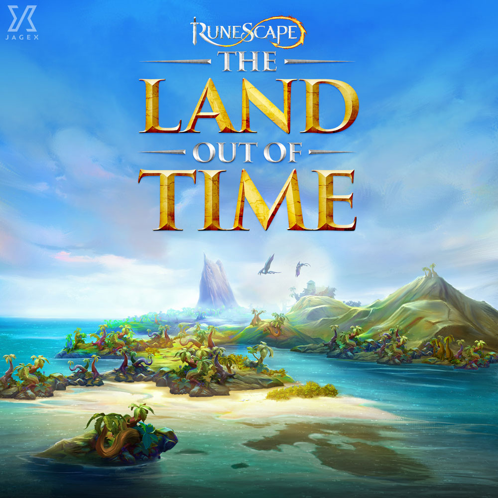 RuneScape - Land Out of Time Album Digital Download