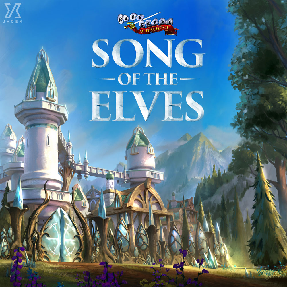RuneScape - Song of the Elves Album Digital Download