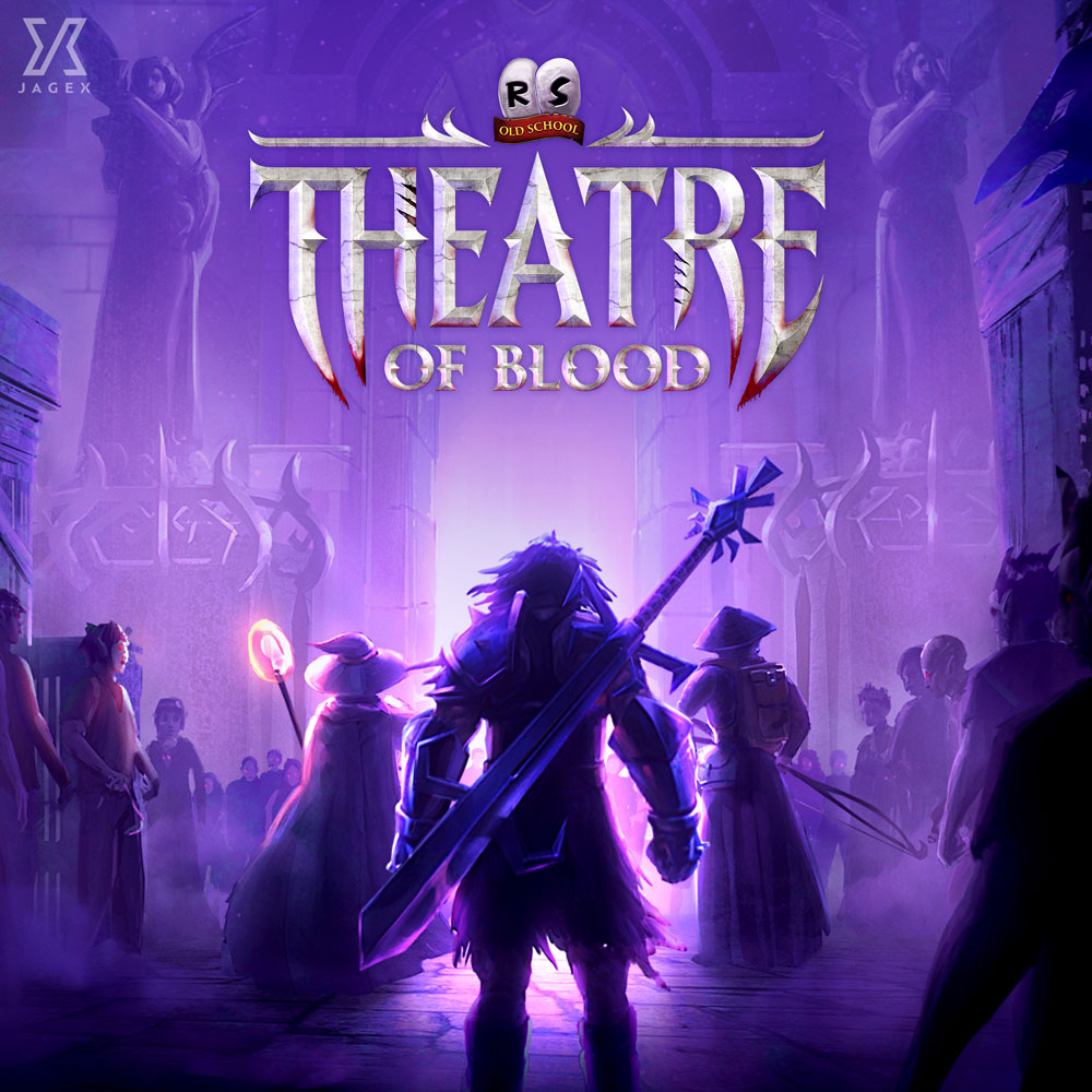 RuneScape - Theatre of Blood Album Digital Download