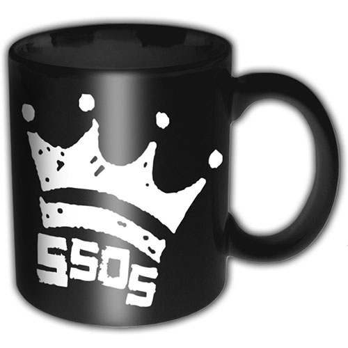 5 SECONDS OF SUMMER - Crown (Black)