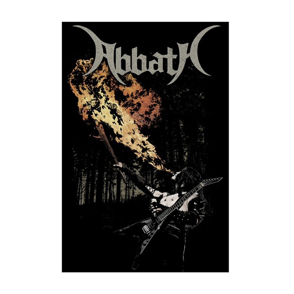 Abbath - Fire Breathing (USA Import Flag)
