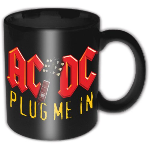 AC/DC - Plug Me In (Black)
