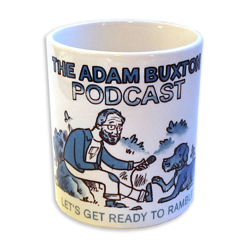 Adam Buxton Podcast - Ready To Ramble