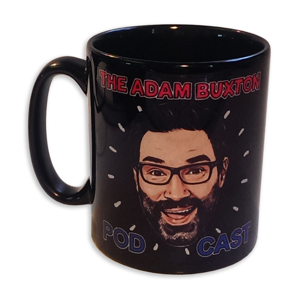 Adam Buxton Podcast - The Adam Buxton Podcast