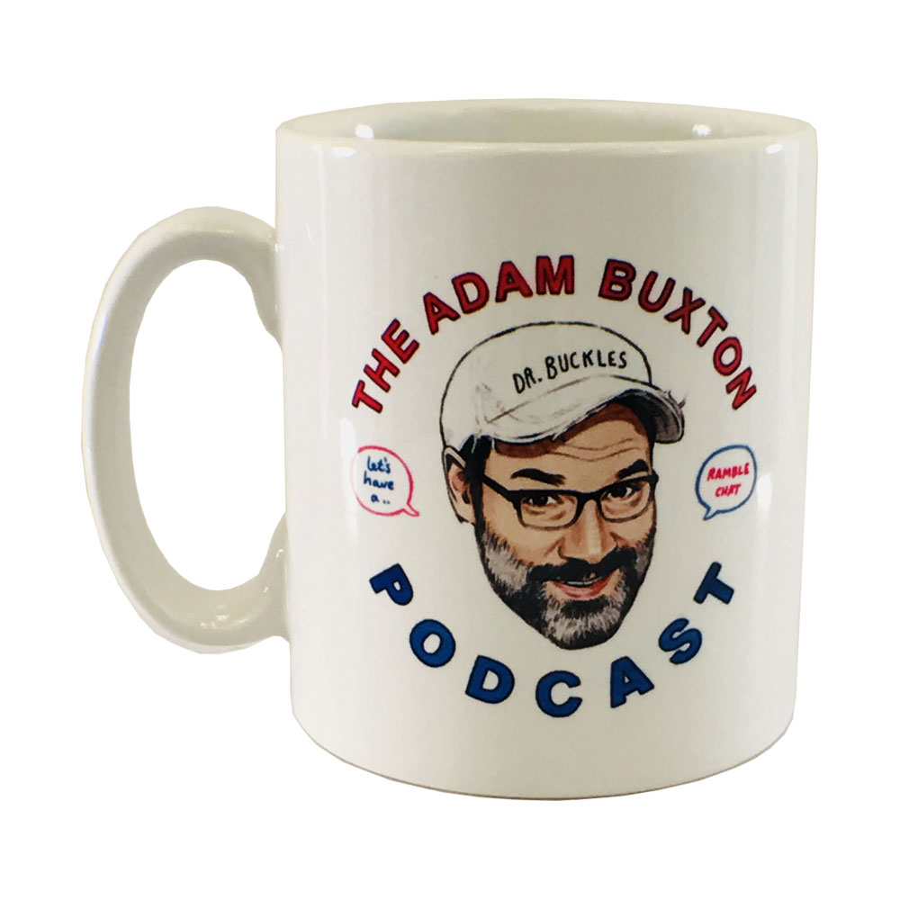 Adam Buxton Podcast - Dr. Buckles