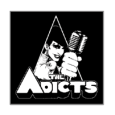The Adicts : USA Import Patch