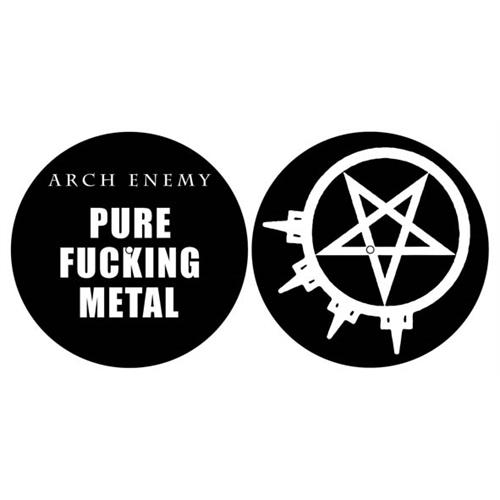 Arch Enemy - Pure Fucking Metal (Black)