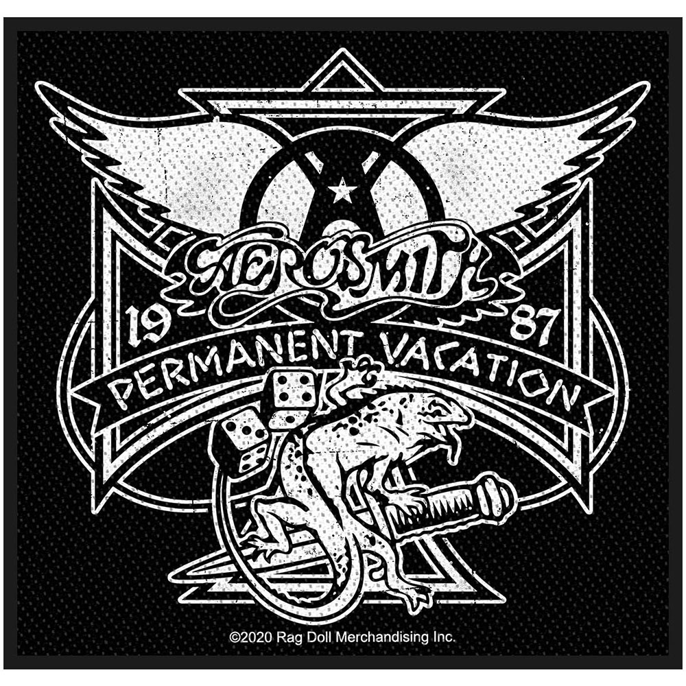 Aerosmith - Permanent Vacation