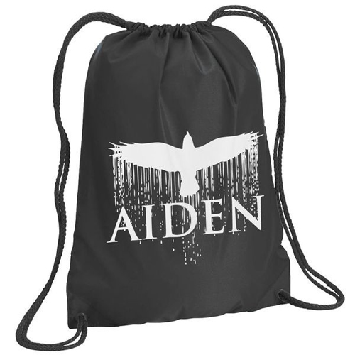 Aiden - Aiden Bird Drawstring Backpack (USA Import)