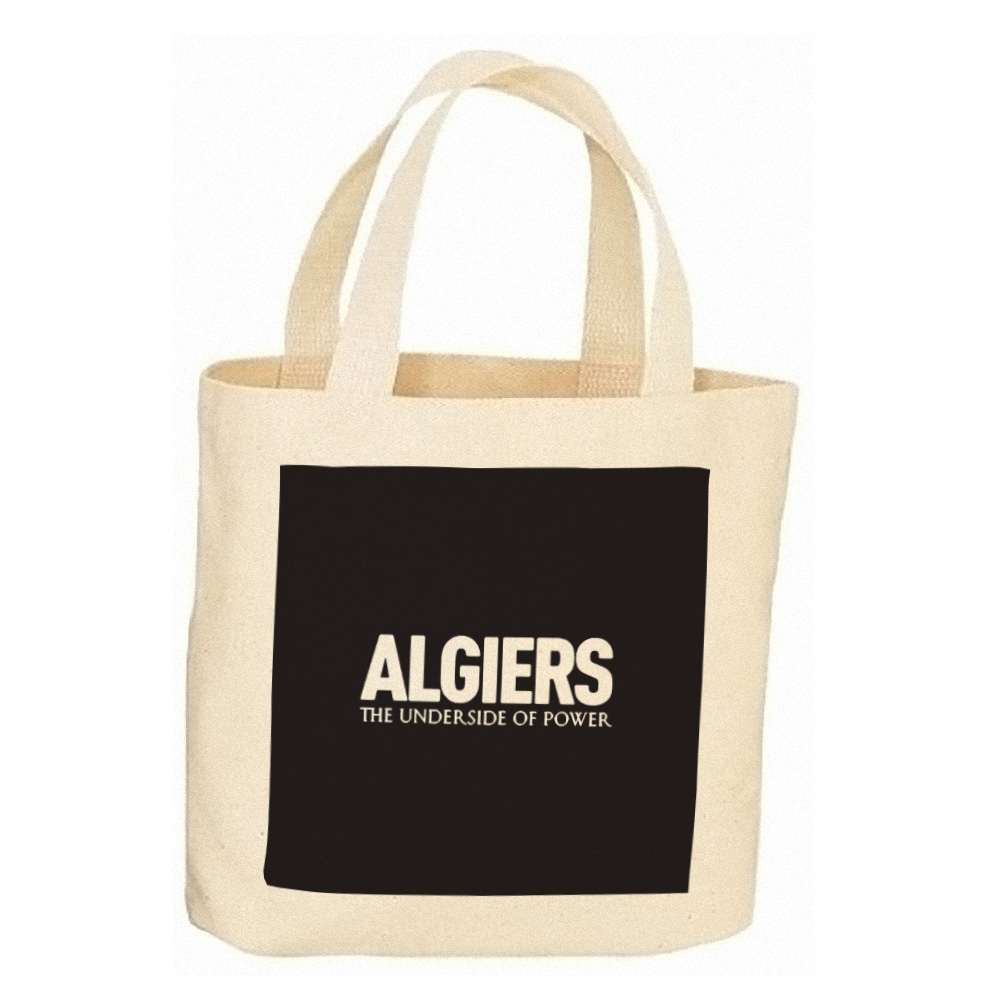 Algiers - The Underside of Power Tote Bag
