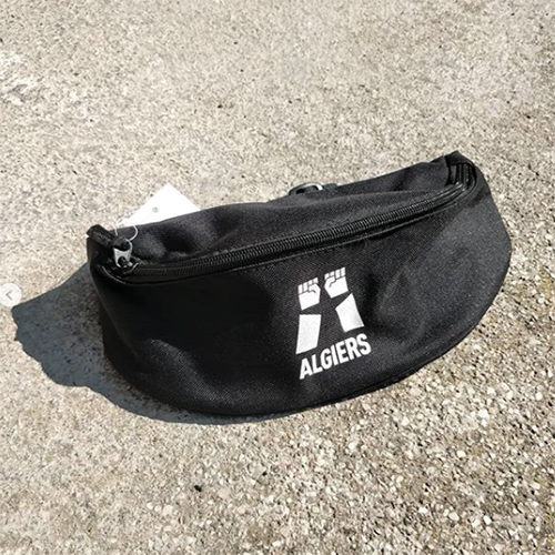 Algiers - Two Fists Logo Fanny Pack (USA)