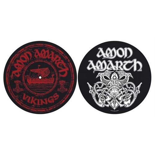 Amon Amarth - Vikings (Black)
