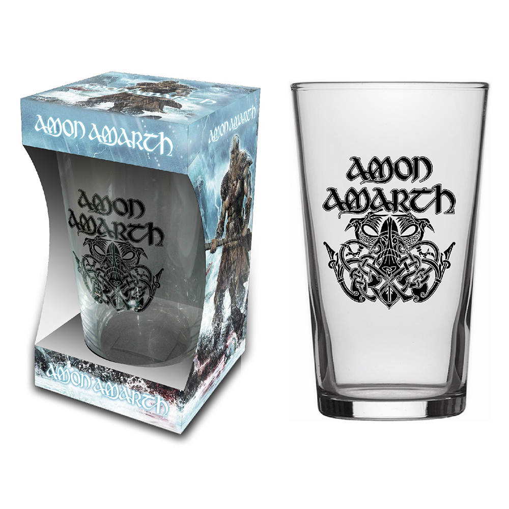 Amon Amarth - Jomsviking (Beer Glass)