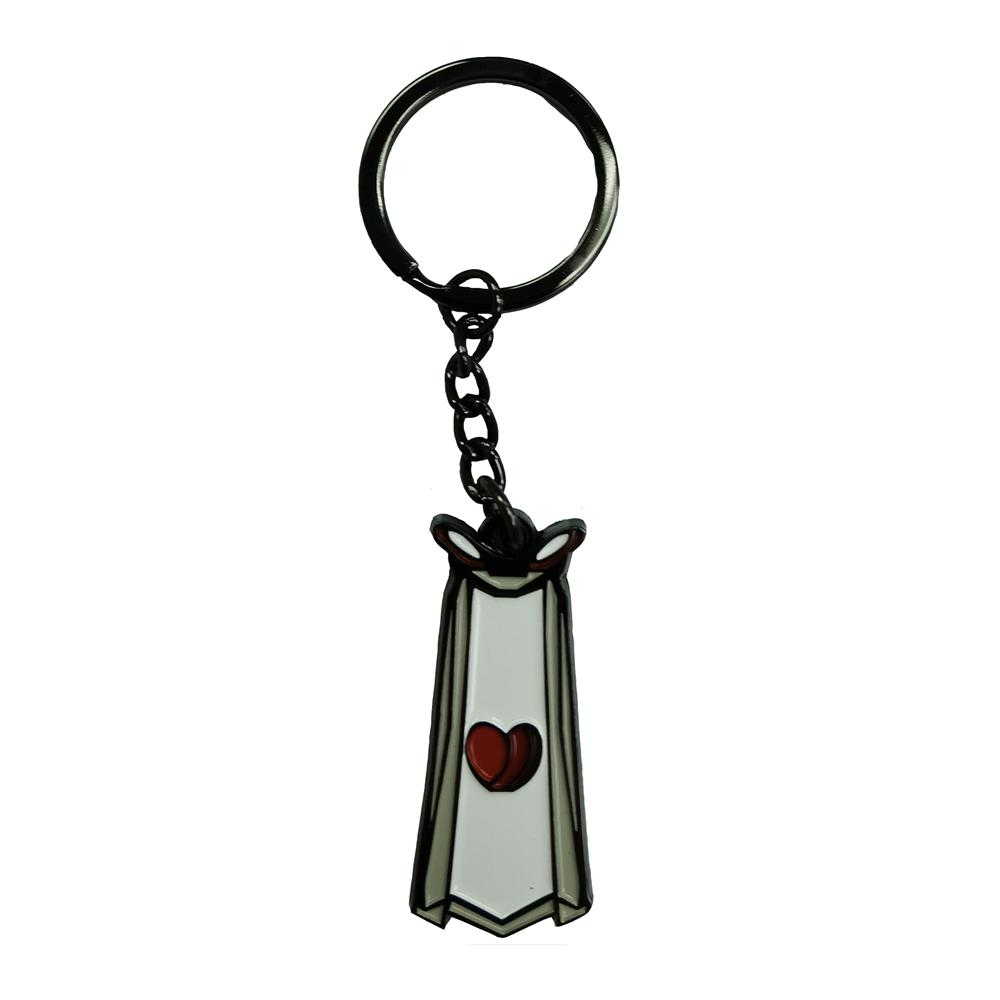 Angels Scapes - Untrimmed HP Skillcape Keyring
