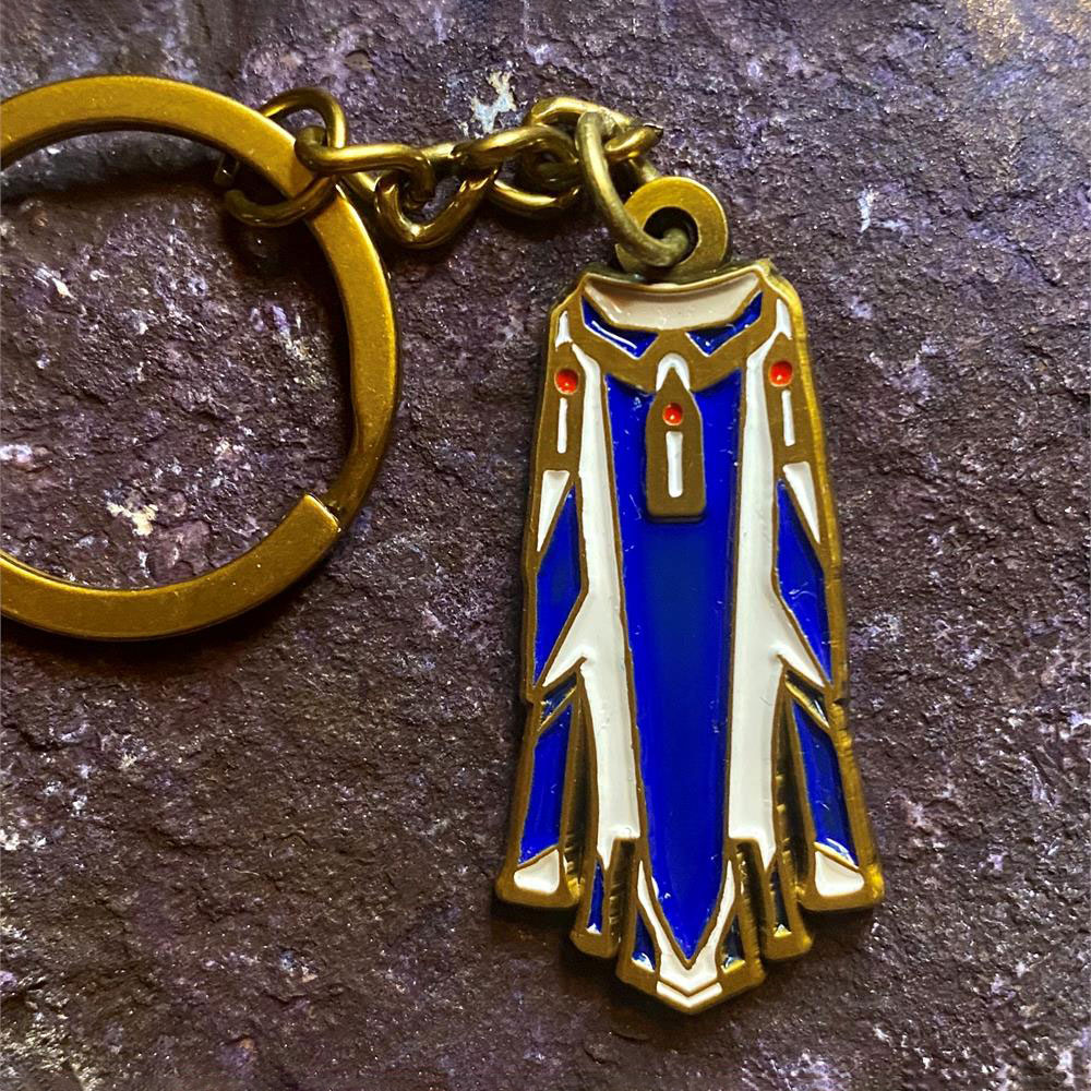 Angels Scapes - Saradomin Max Cape Keyring