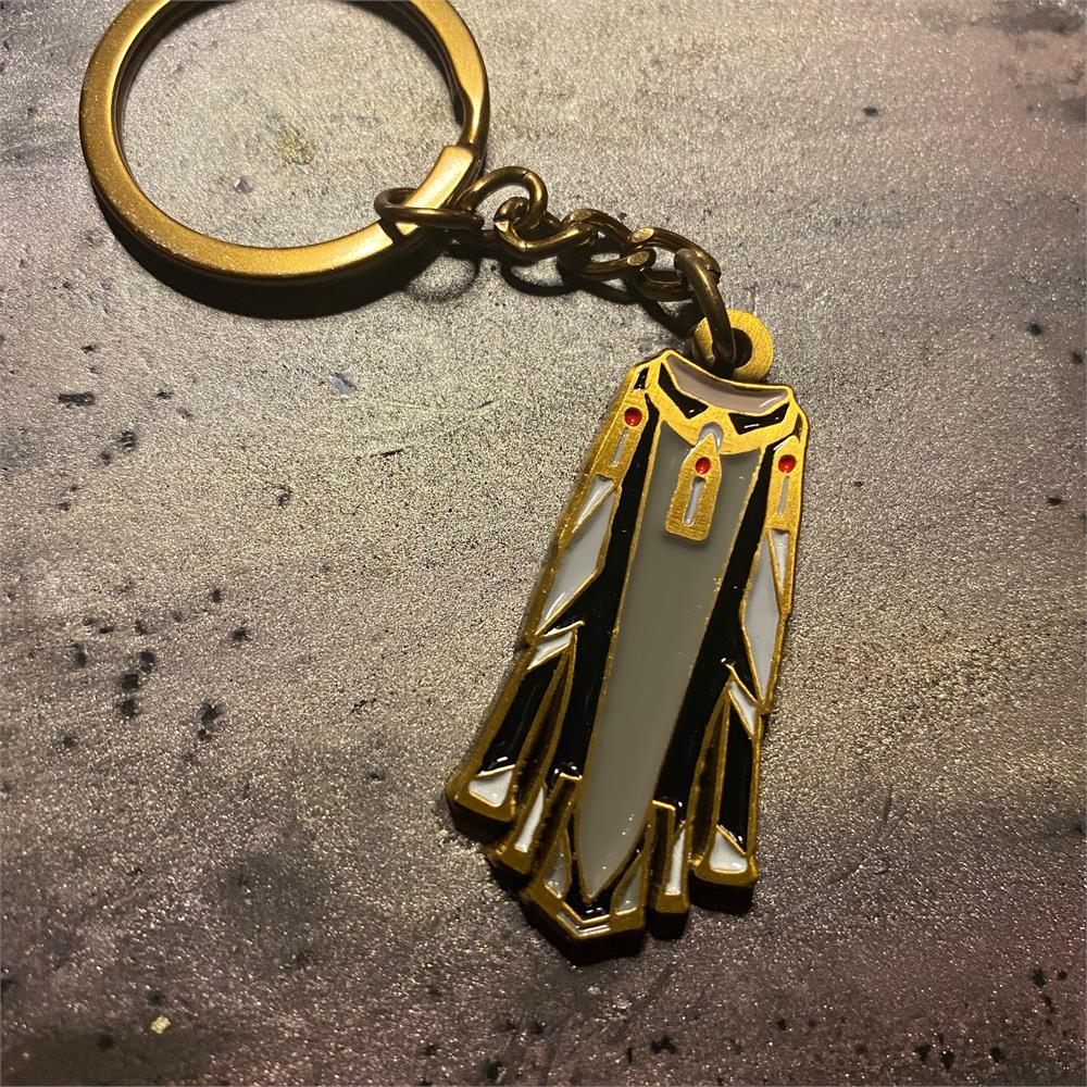 Angels Scapes - Accumulator Max Cape Keyring