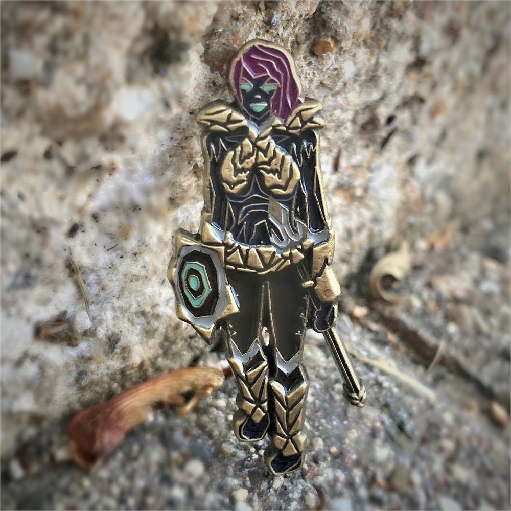 Angels Scapes - Konar Limited Edition Pin