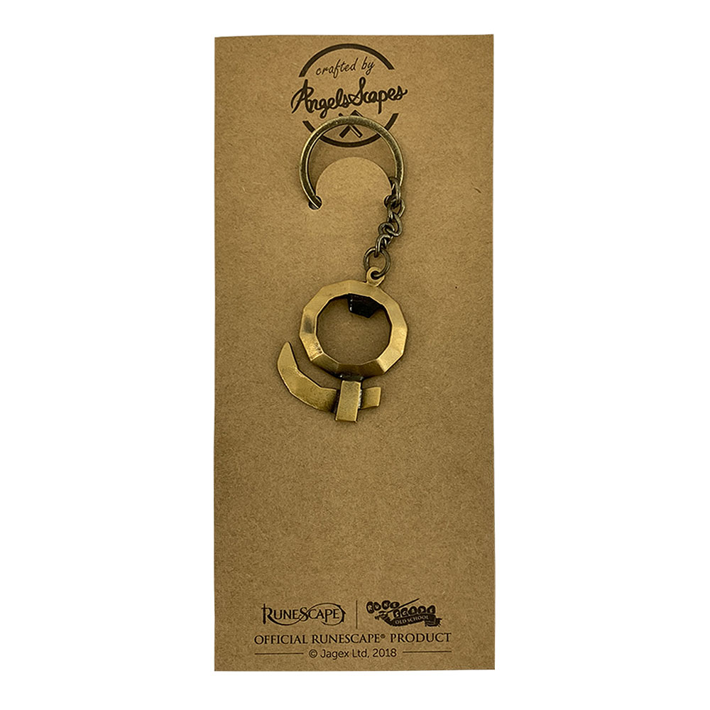 Angels Scapes - Warrior's Ring 3D Bottle Opener