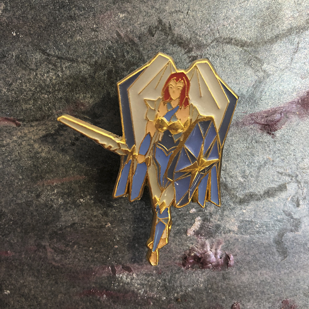 Angels Scapes - Limited Edition Zilyana Pin