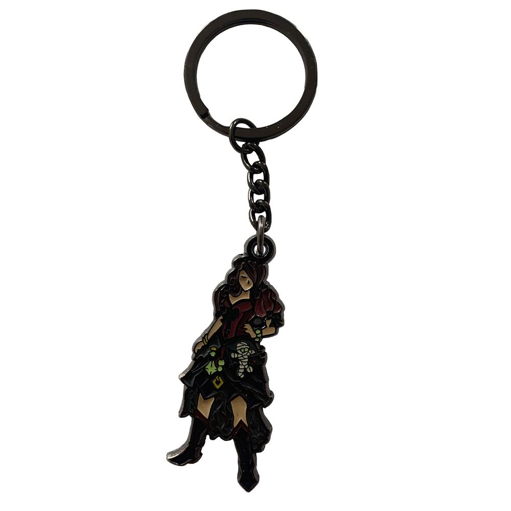 Angels Scapes - Laniakea Keyring