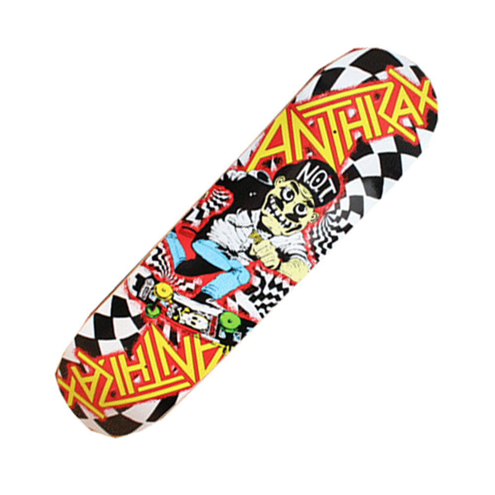 Anthrax - Retro Skater Guy