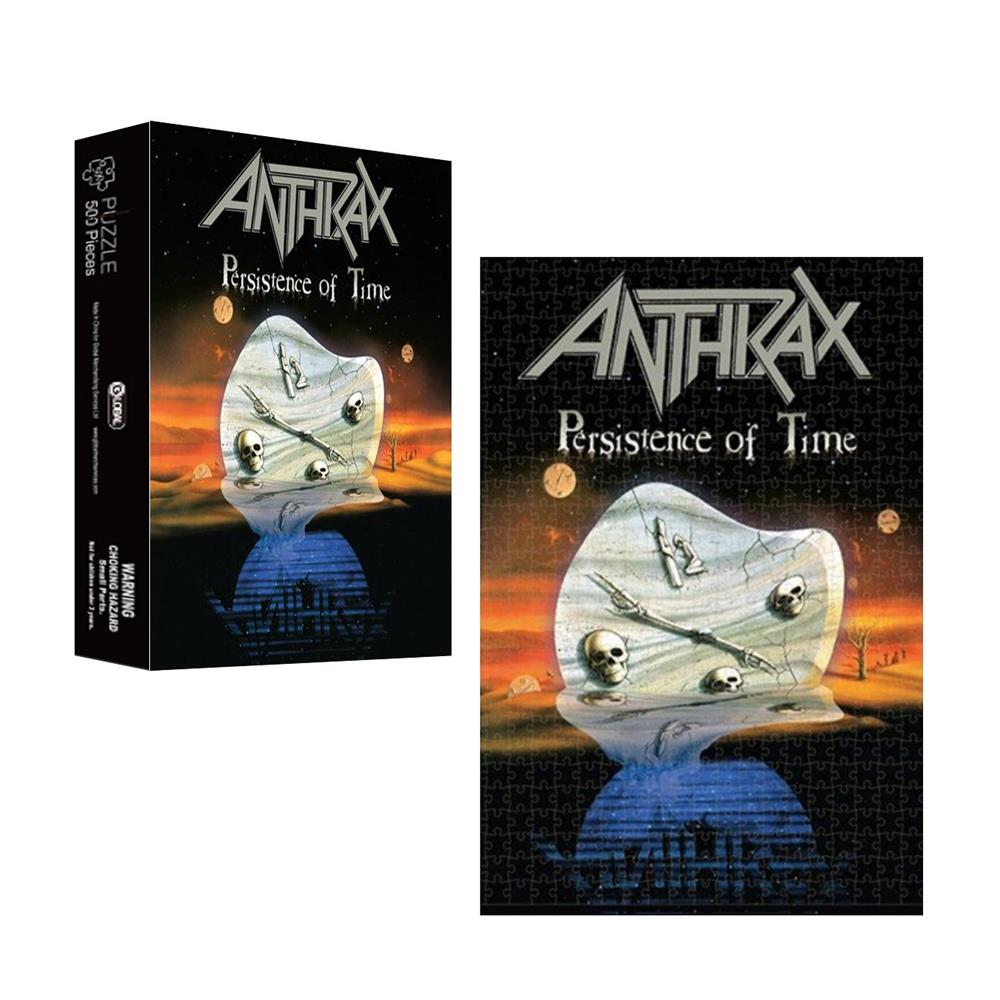 Anthrax - Persistence of Time puzzle