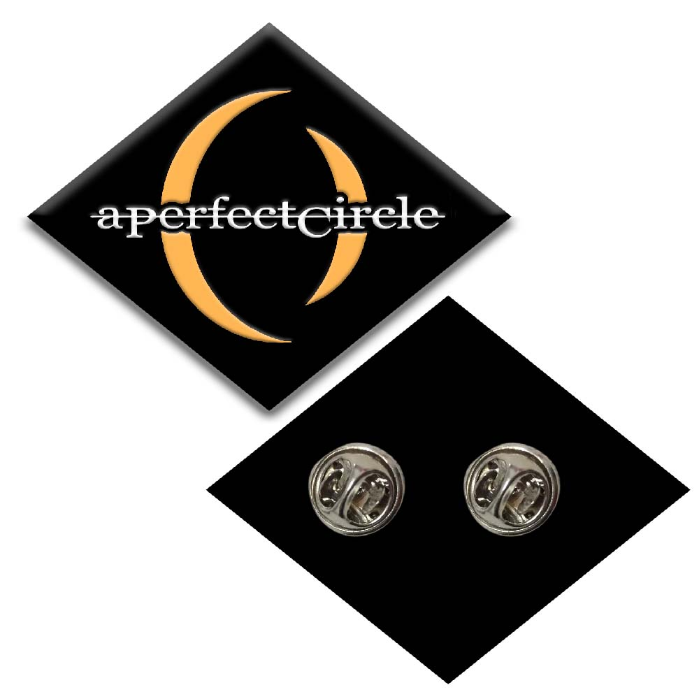 A Perfect Circle - Logo Enamel Pin Badge