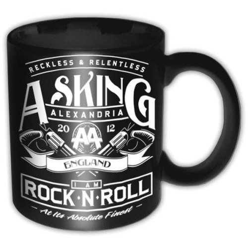 Asking Alexandria - Rock N Roll (Black)