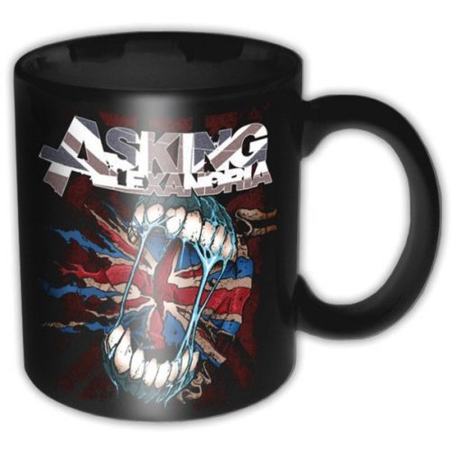 Asking Alexandria - Flag Eater (Black)