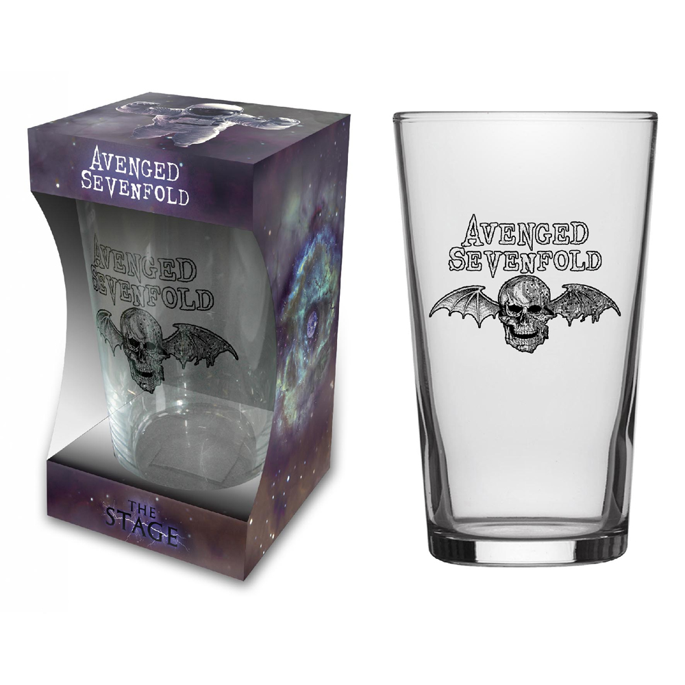 Avenged Sevenfold - The Stage (Beer Glass)