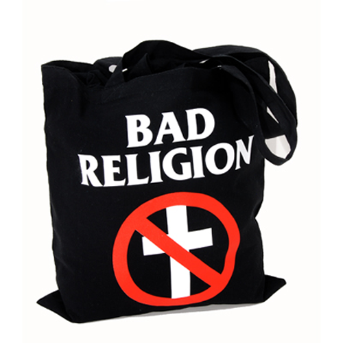 Bad Religion - Crossbuster Tote Bag