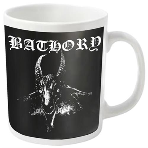 Bathory - Goat (White)