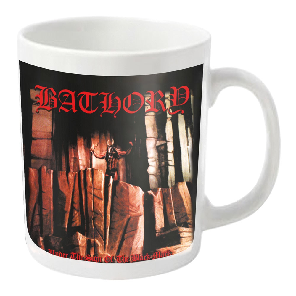 Bathory - Under The Sign (White)