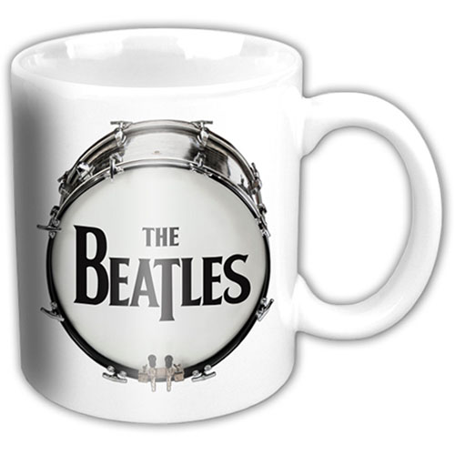 Beatles - Original Drum (White)