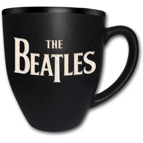 Beatles - Logo (Matt Black)