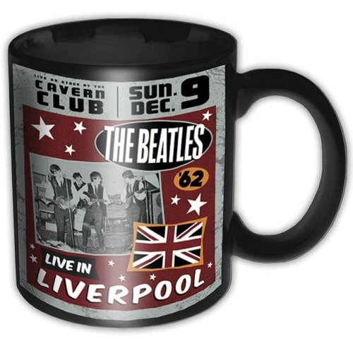 Beatles - Live In Liverpool (Black)
