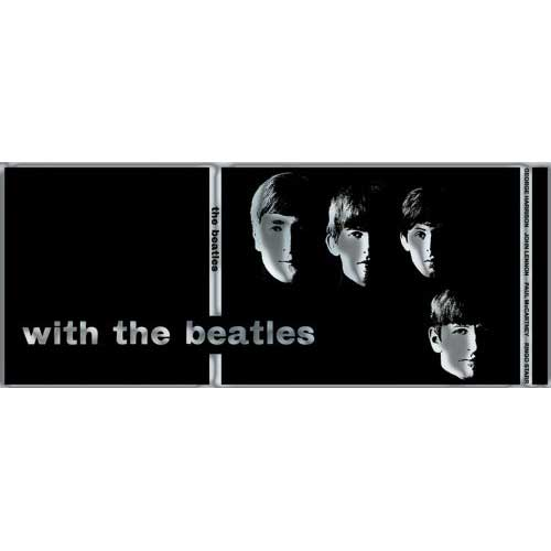 Beatles - With The Beatles (Black)