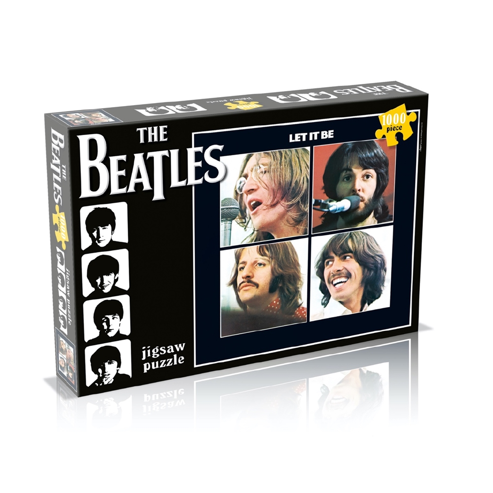 Beatles - Let It Be (1000 Piece Puzzle)