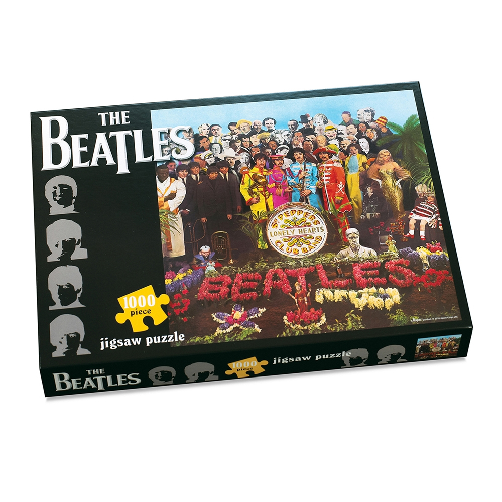 Beatles - Sgt Pepper (1000 Piece Jigsaw Puzzle)