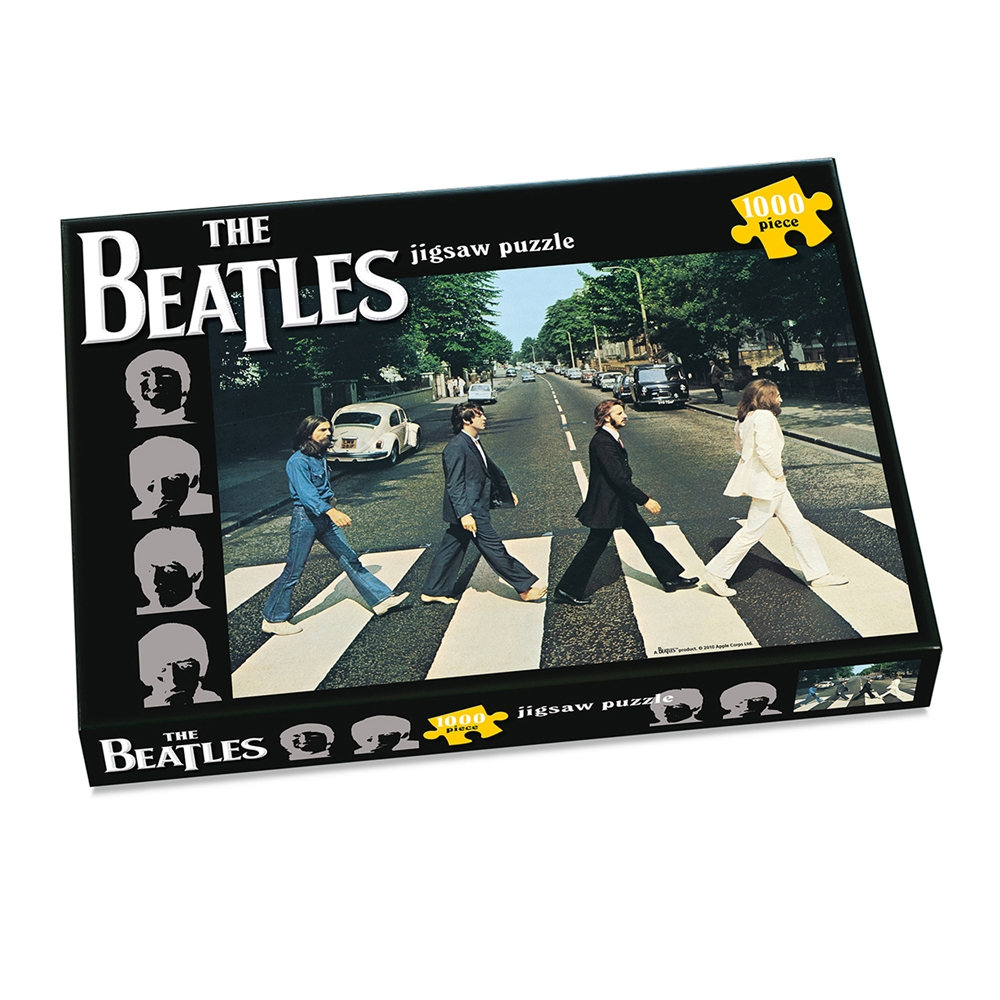 Beatles - Abbey Road (1000 Piece Jigsaw Puzzle)