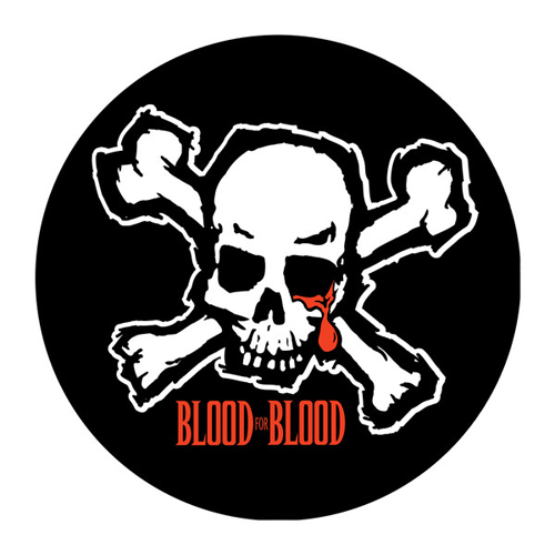 Blood For Blood - Blood For Blood Logo Slip Mat (USA Import)