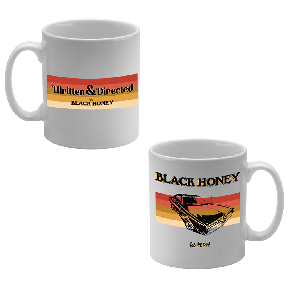 Black Honey - Diner Mug