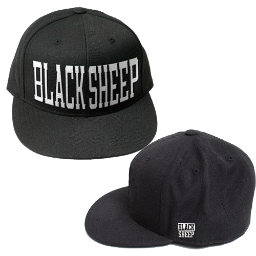 Black Sheep - Full Block (Black)