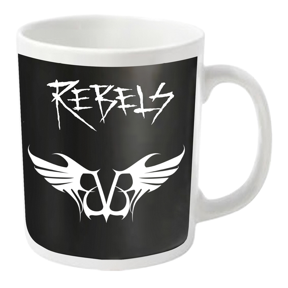 Black Veil Brides - Rebels Logo (Black Design)